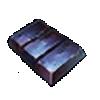 Lingot d'ébonite